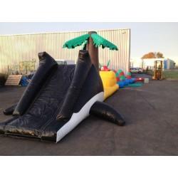 Parcours aquatique Monster Fun