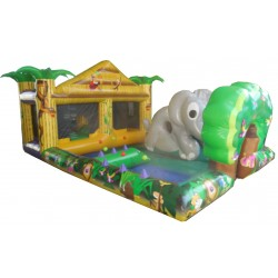 Play Zone 3 D - Jungle