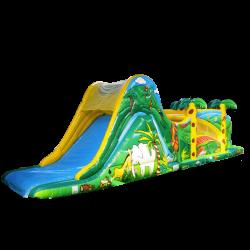 Parcours jungle 3D