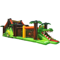 Alligator run 3D