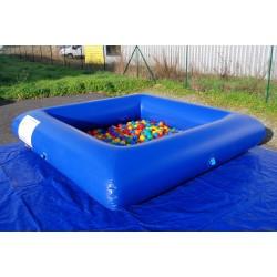 Bain de boules étanche