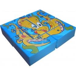Puzzle pieuvre