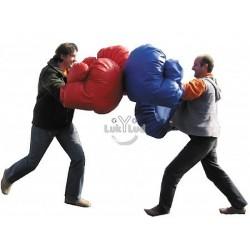 Gants de boxe géants