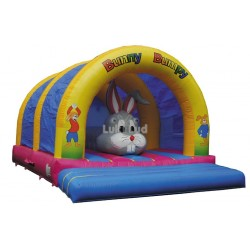 Obstacle sous arche - Lapin